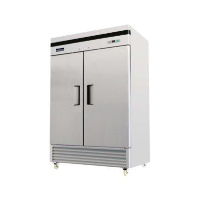 Refrigeradores de Puerta Solida en Acero Inoxidable